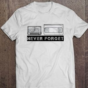 Other - Never Forget Sarcastic Graphic Music Men's T-Shirt